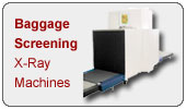 Baggage Screening X-Ray Machines